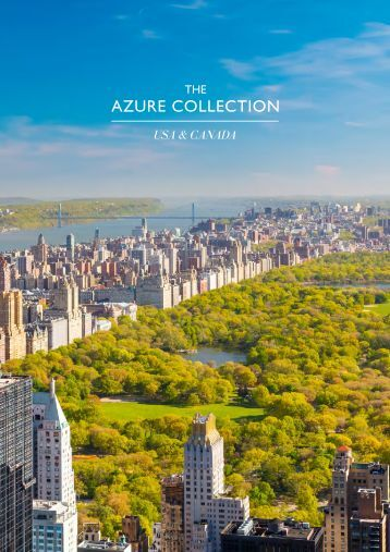 Azure Collection - USA Canada 2015