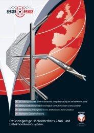 Sensor Fence - Geoquip