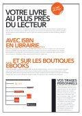 MON LIVRE AVEC BoD™ - Books on Demand - Page 7