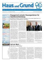 Ausgabe 04/11, PDF, 4.1 MB - Haus und Grund Düsseldorf
