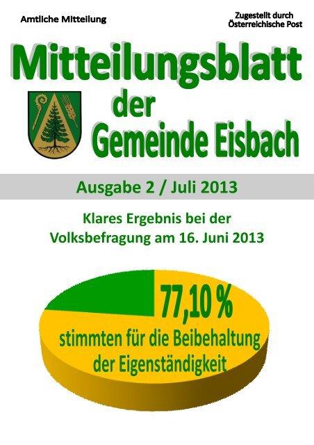 Weibliche singles in eisbach. Singlesuche aus schwarzach im