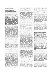 Kontinuierliche Preispflege tut Not GPK zuversichtlich: Erfolg ist kein ...