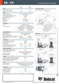 Pelle E10 - Brochure - Bobcat.eu - Page 6