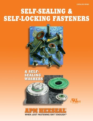 SELF-SEALING & SELF-LOCKING FASTENERS - Electronic ...