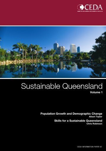 Sustainable Queensland - The Australian Institute for ...