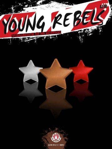 Young Rebels Magazin 2012 als pdf-Dokument - AFM