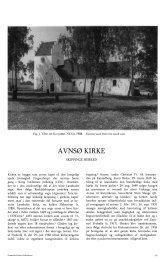 Aunsø Kirke - Danmarks Kirker