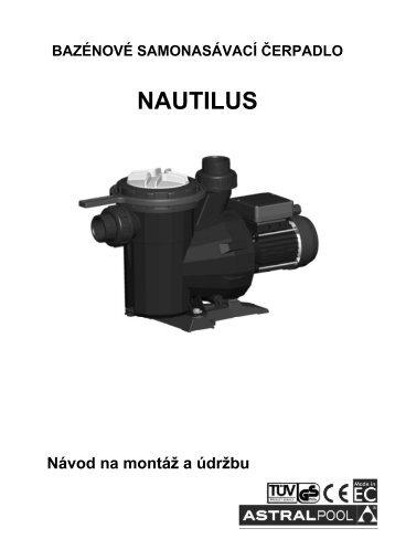 čerpadlo Nautilus - CDP Plast