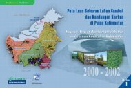 Atlas Sebaran Gambut Kalimantan.pdf - Wetlands International ...