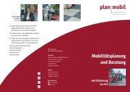 Verkehr - plan:mobil