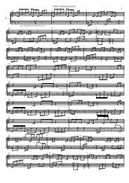Glee – Defying Gravity - Daily Piano Sheets