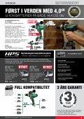 3 års GArANti - Hitachi Power Tools AS - Page 3