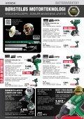 3 års GArANti - Hitachi Power Tools AS - Page 5