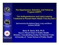 Barry Davis Presentation.ppt [Read-Only] - Institute of Medicine