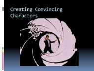 160MC Lecture 8 creating-characters