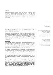 Region Sjælland aktindsigt i indkøbspris… - Statsforvaltningen