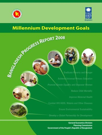MDG Progress Report 2008 - United Nations in Bangladesh