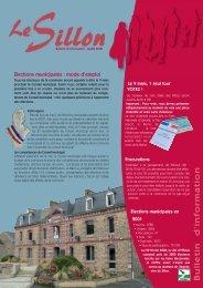 Le Sillon de Mars 2008 - Ville d'Yffiniac