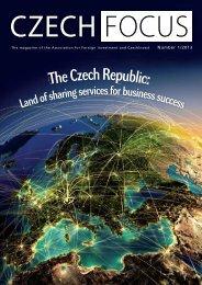 Czech Focus 1/2013 - CzechInvest