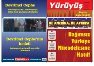 Ba¤›ms›z Türkiye Mücadelesine Kat›l!