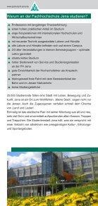 Flyer Fachbereich Medizintechnik und Biotechnologie - Seite 5