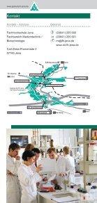 Flyer Fachbereich Medizintechnik und Biotechnologie - Seite 7