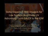 L3 CCD - Caltech