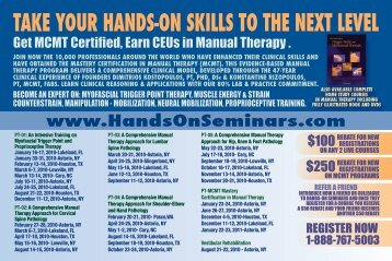 take your hands-on skills to the next level - The Pressure Positive ...