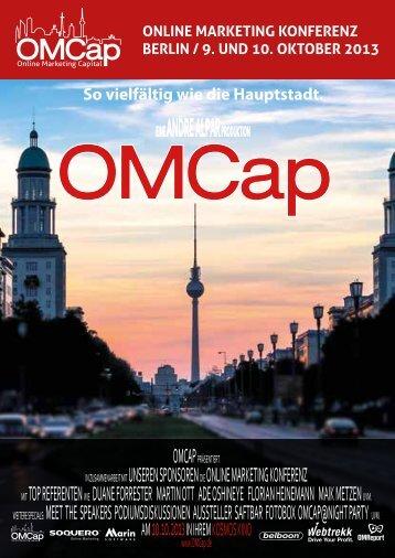 EINE ANDRE ALPARPRODUKTION - OMCap