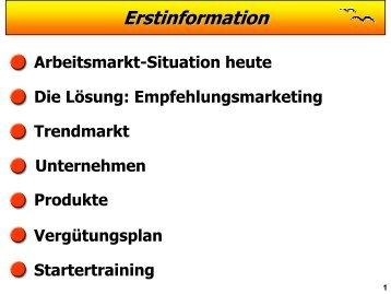 Erstinformation - Kiesels.Info