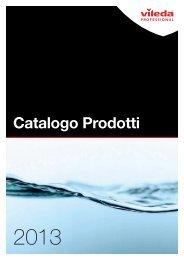Scarica l'intero catalogo prodotti - Vileda Professional