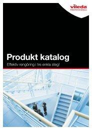Produktkatalog - Vileda Professional