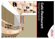 Café-Restaurant Rengøringsmanual - Vileda Professional