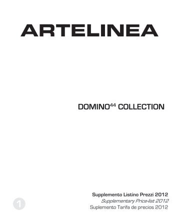 DOMINO44 COLLECTION