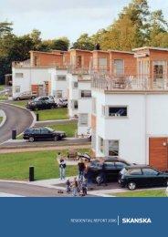 Residential Development 2006 - Skanska
