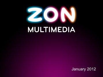 January 2012 - Zon