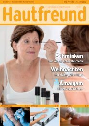 Probe-Ausgabe (5/2010) als PDF-Datei zum - Hautfreund