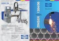 11-001-211 Z-1304_06 E.cdr - Zinser Schweisstechnik GmbH