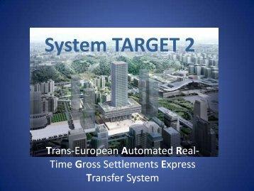 System TARGET 2