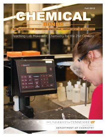 chemical - Department of Chemistry, University of Tennessee - The ...