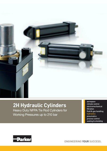 "NEW HYDRAULIC CYLINDER 4/"" DIA 28/"" LG 10/"" STROKE 1-1//2/"" DIA BUSHING DOUBLE ACTION"