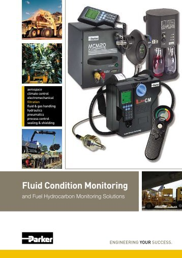 Fluid Condition Monitoring - Parker Store