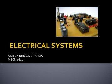 tema 7. modelacion de sistemas electricos