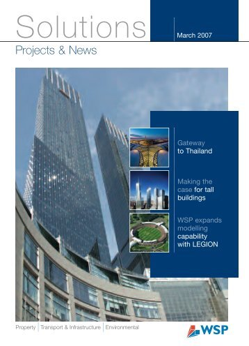 Projects & News - WSP Group