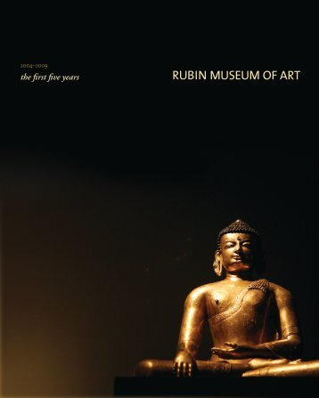 the first five years - Rubin Museum of Art