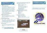 4Steps2Web Broschüre ohne Web-Adresse