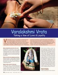 Download PDF: Two-Page, Full-Color Magazine Spread - Hinduism ...