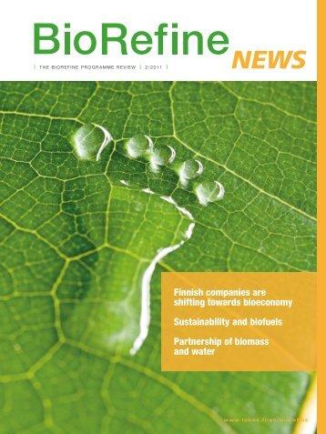 BioRefineNews 2/2011 - Tekes