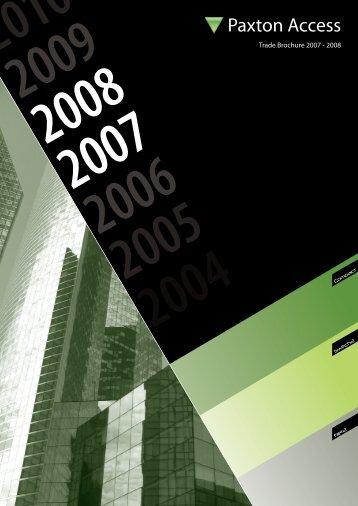 Trade Brochure 2007-UK.indd - IP Way