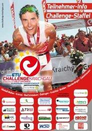 Teilnehmer-Info Challenge-Staffel - Challenge Kraichgau
